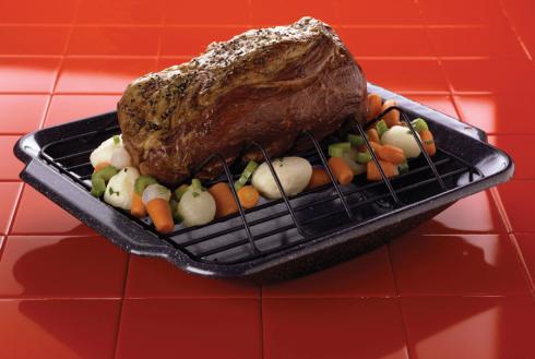 Slow Cooker Bottom Round Beef Roast Recipe -