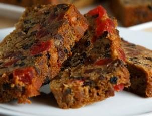 Nana S Dark Christmas Cake Recipe Binder